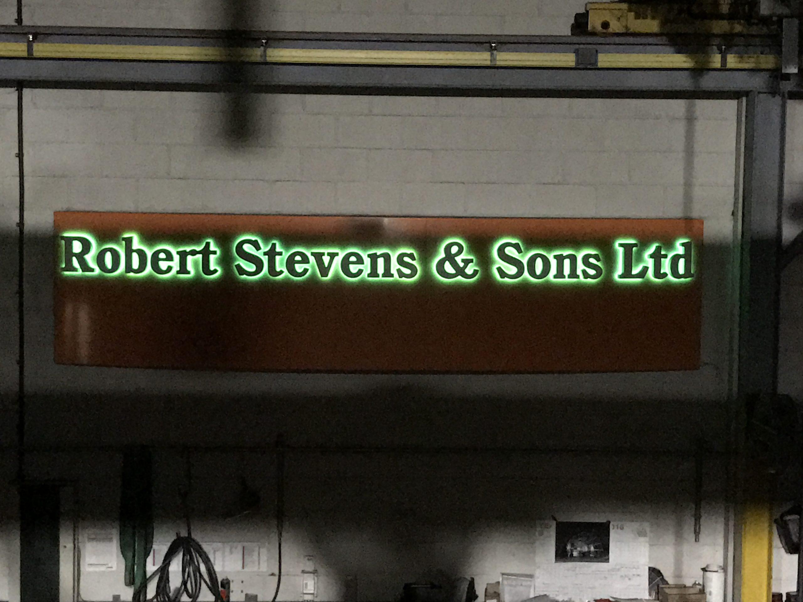 Robert Stevens 2